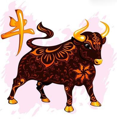 【星座血型生肖性格分析】生肖牛的性格命运分析