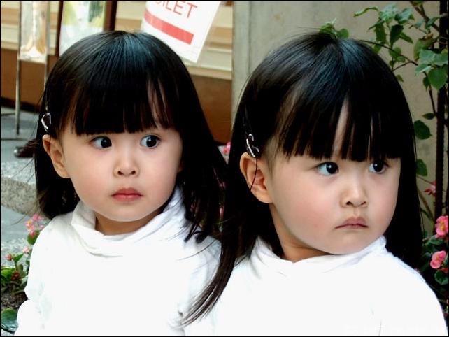 [独特好听的双胞胎名字]好听的双胞胎女孩小名大全