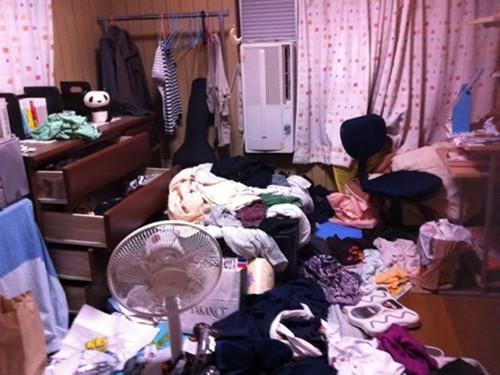 【梦见住宾馆房间很脏】当你梦见房间很脏时