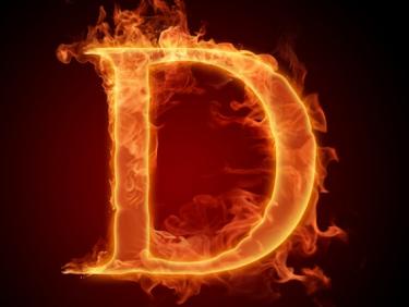 """【d字头】""""D""""字母开头的英文名字"""