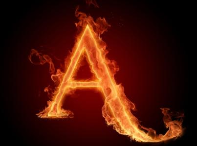 """[a字板]""""A""""字母开头的英文名字"""