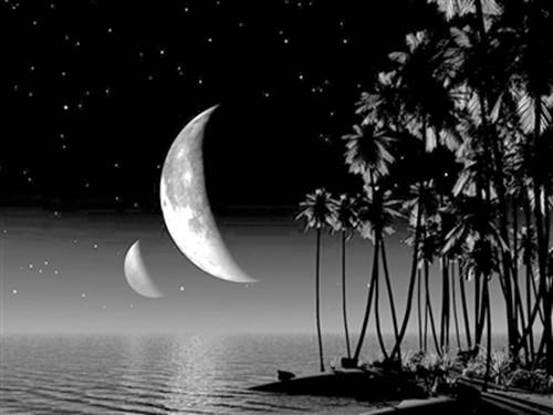 做梦梦到两个月亮_解梦解梦,梦到两个月亮怎么解