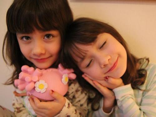 独特好听的双胞胎名字_最好听可爱的女双胞胎小名大全