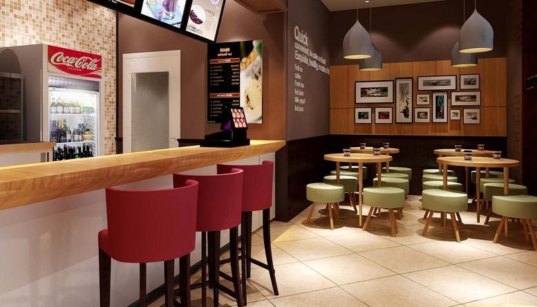 奶茶店摆放效果图_奶茶店摆放哪些物品能招财