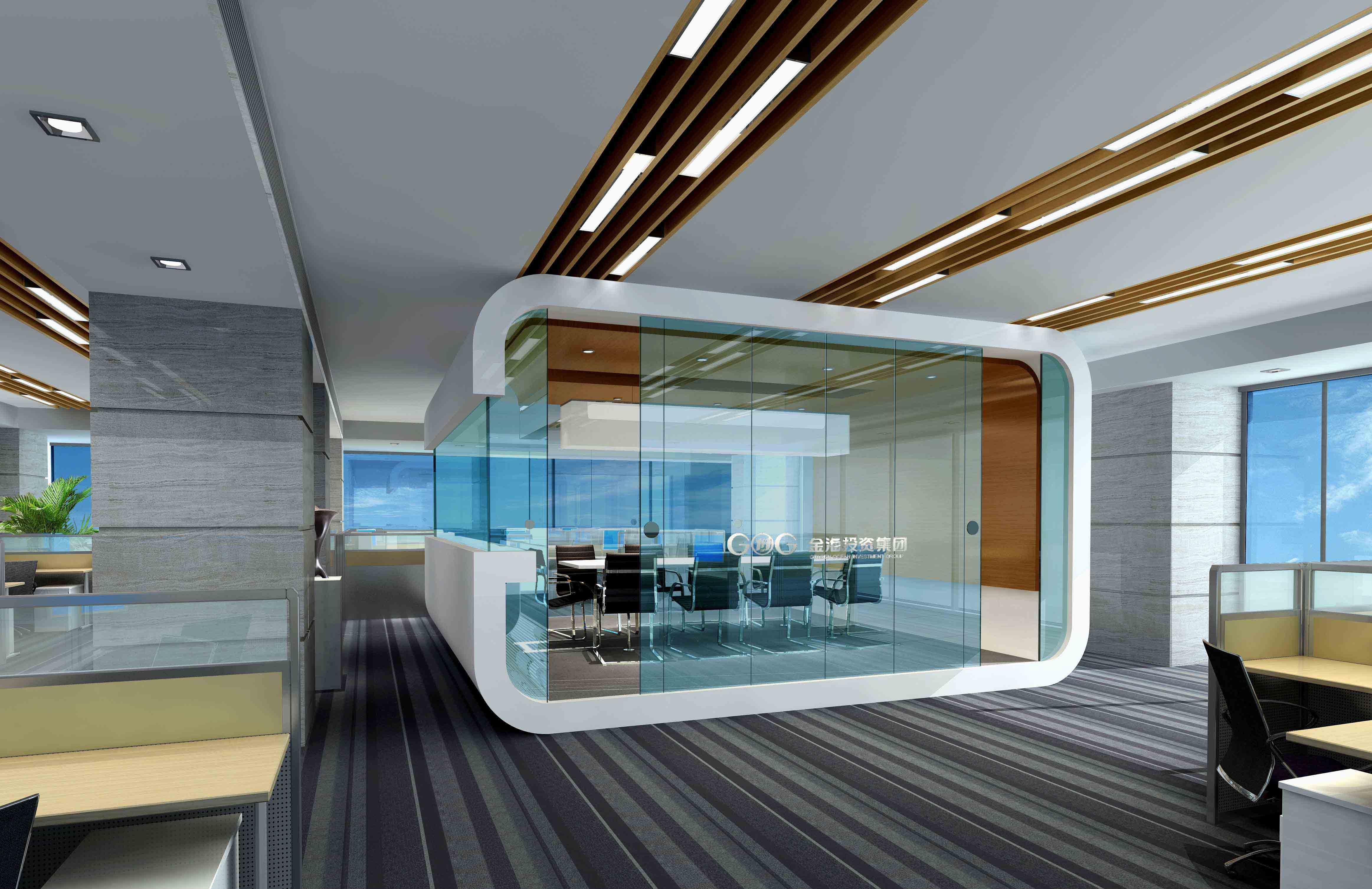 【办公室会议室图片】了解办公室会议室风水