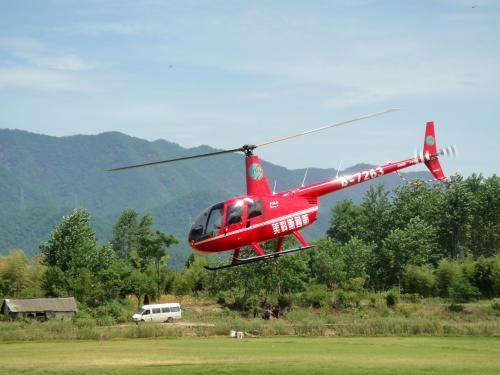 梦见直升机坠毁,可能你会遭遇挫折打击,失去强有力的支持,或希望