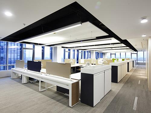 横梁压顶办公室应该怎么办
