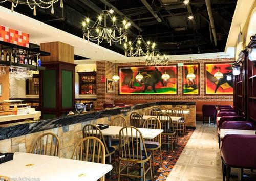 餐厅风水格局布置